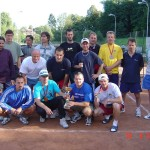 Společné foto účastníků ligy 2004