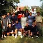 Společné foto účastníků ligy 2002