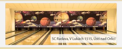 SC Radava, V Lukách 1515, Ústí nad Orlicí