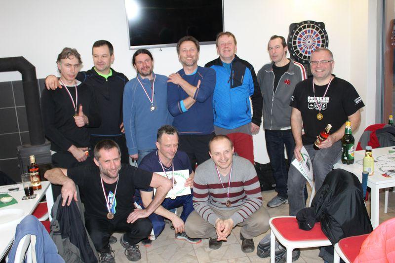 Společné foto účastníků turnaje